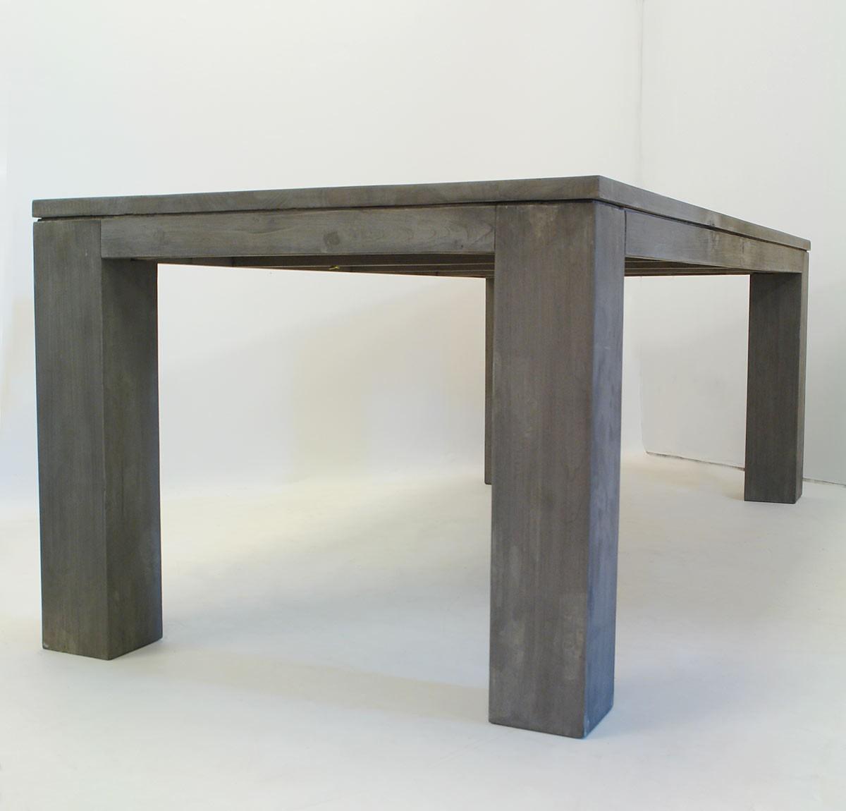 Fabulous Amazing Finest Tisch Esstisch In Anthrazit Fr Die Groe Tafelrunde  U Bild With Esstisch Gro With Groe Esstische With Fr Tische