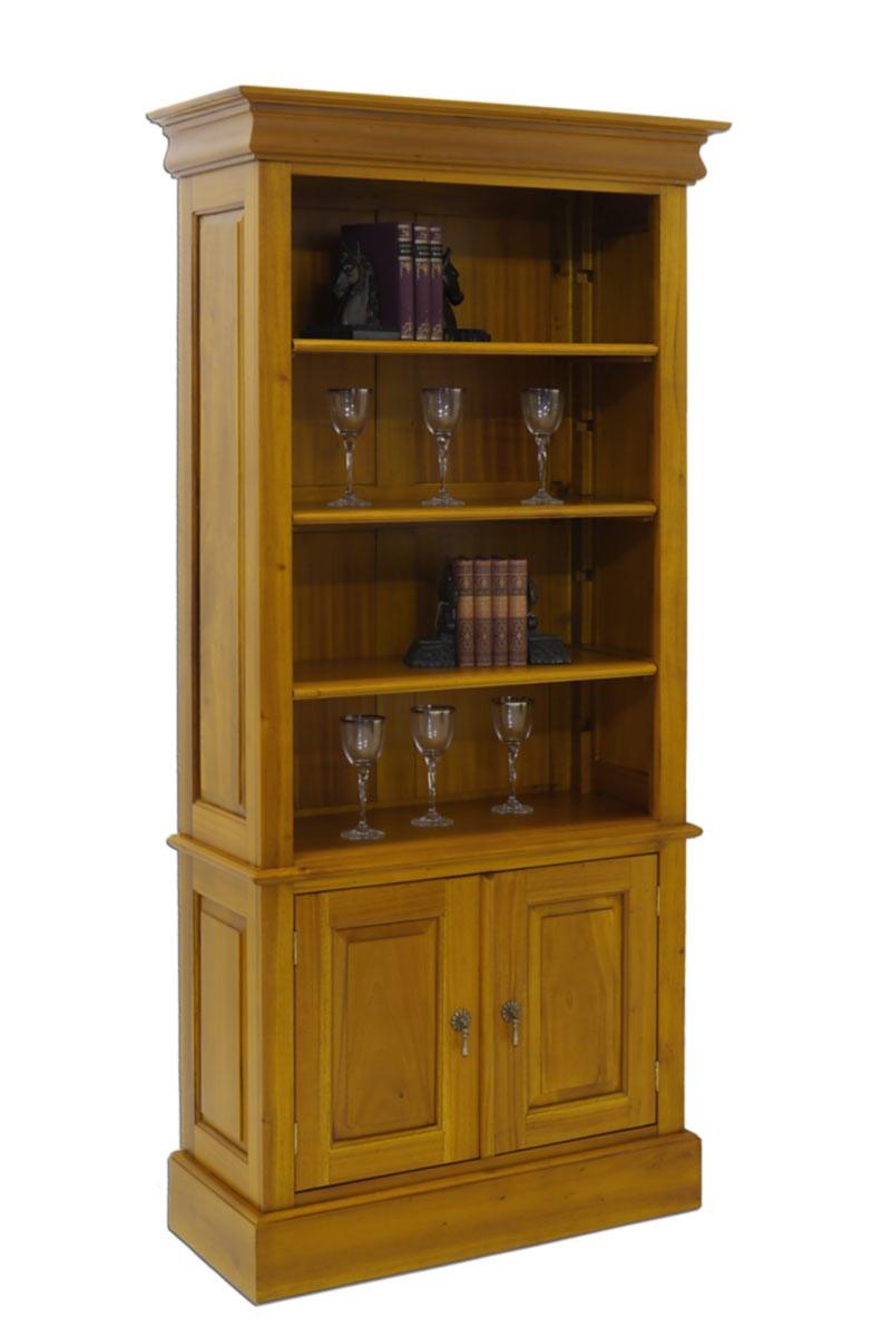 regal schrank b cherregal im antiken stil massiv mahagoni. Black Bedroom Furniture Sets. Home Design Ideas