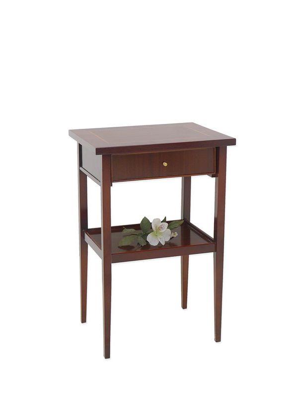 Beistelltisch Tisch Telefontisch im englischen Stil (2101) – Bild 1