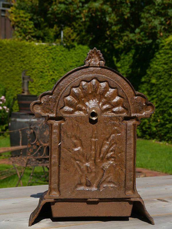 Brunnen Standbrunnen Nostalgischer Stil aus Gusseisen (3910) – Bild 2