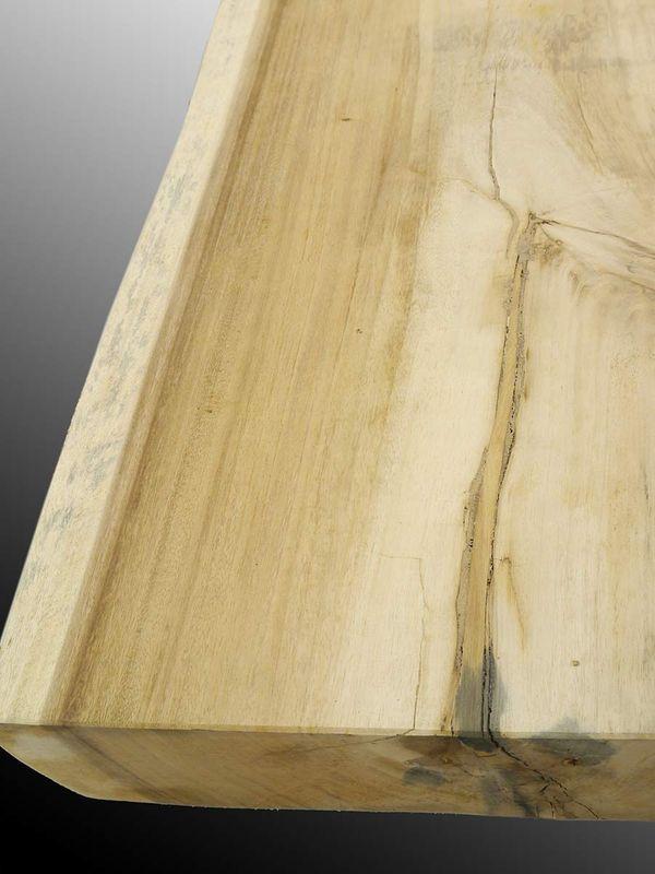 Esstisch Tisch aus Suarholz asiatischer Eiche außergewöhnliche Gestaltung (4494) – Bild 3