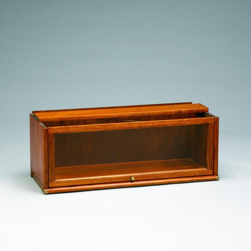 Filebinder Türhöhe 28,5 cm mit Glasfront  – Bild 1