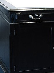 Eckteil Filebinder-Element linke Seite mit Glasfront  – Bild 5