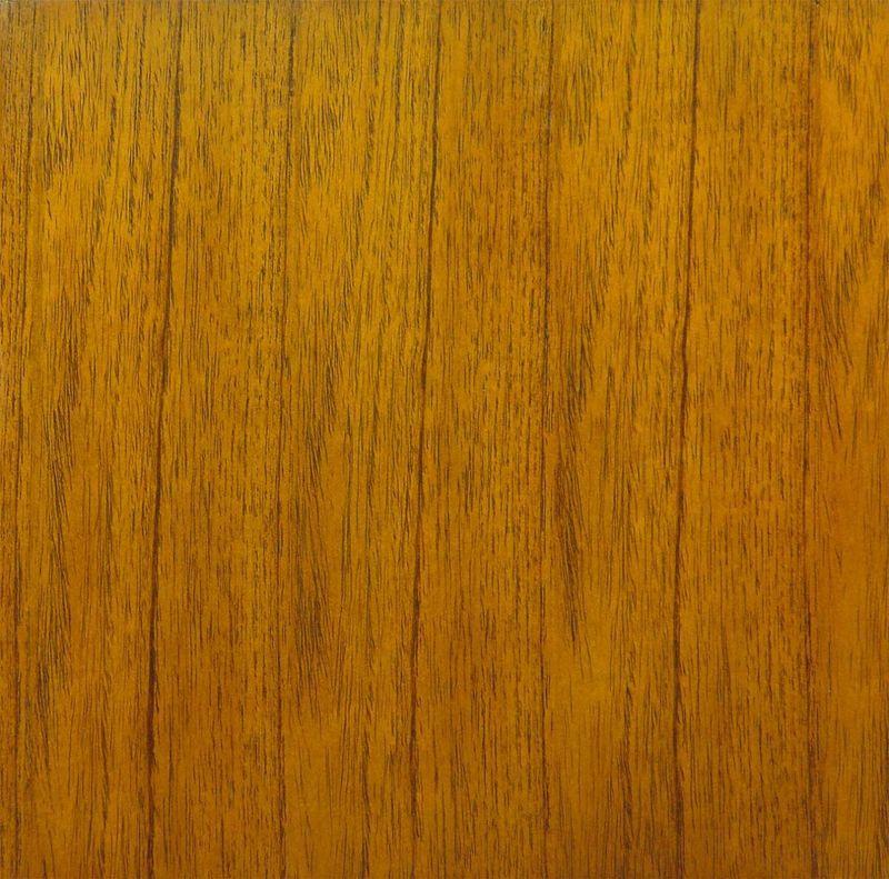 Stuhl Bürostuhl mit Lederpolster aus Mahagoni – Bild 2