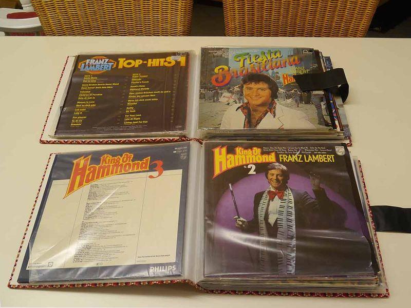 30 LPs von Franz Lambert Vinyl mit Sammelalbum Schlager Hits Volksmusik (5332) – Bild 2