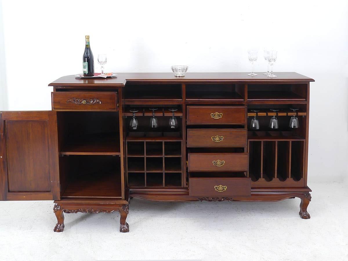 theke tresen bar hausbar kellerbar gastronomie 175x100x40 antiker stil 5620 theken. Black Bedroom Furniture Sets. Home Design Ideas