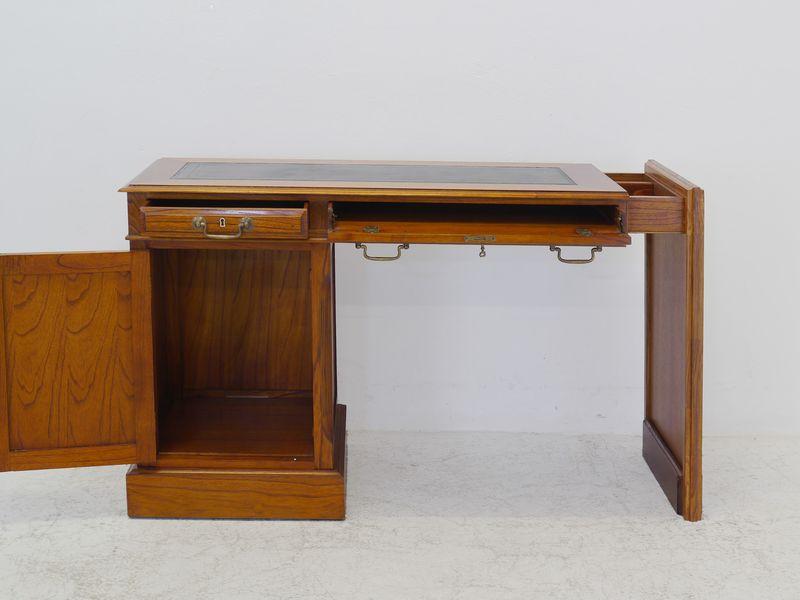 """Schreibtisch Computerschreibtisch """"Studio Globe Wernicke"""" aus Mahagoni (8425) – Bild 3"""