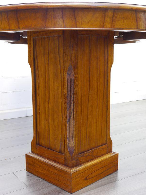 Konferenztisch Besprechungstisch Studio Globe Wernicke Antik Stil L:166cm (9137) – Bild 5