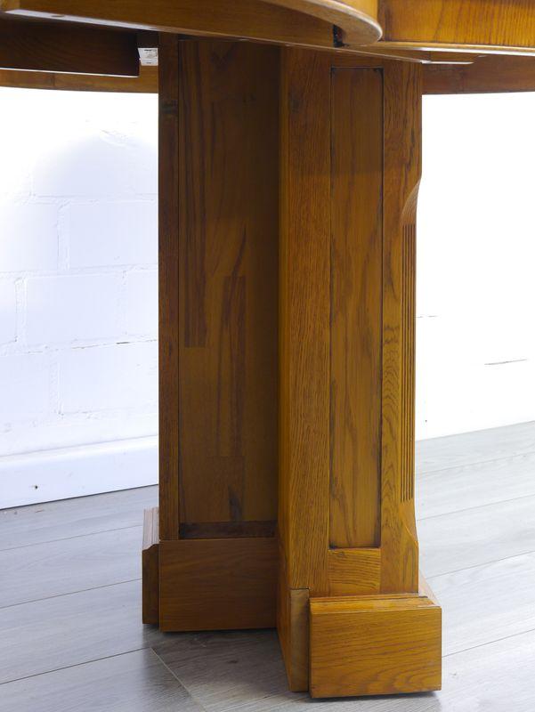 Konferenztisch Besprechungstisch Studio Globe Wernicke im englischen Stil (9150) – Bild 6