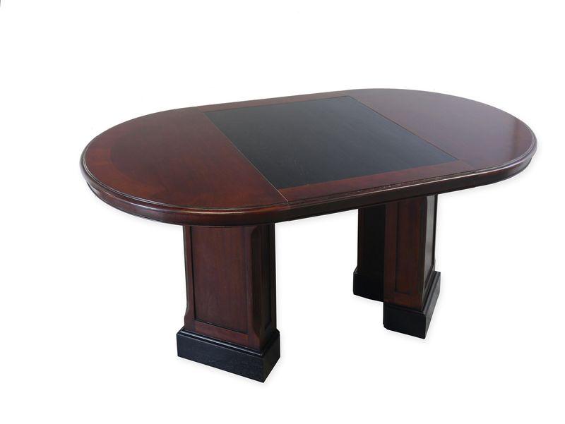 Konferenztisch Besprechungstisch Studio Globe Wernicke im englischen Stil (9168) – Bild 1