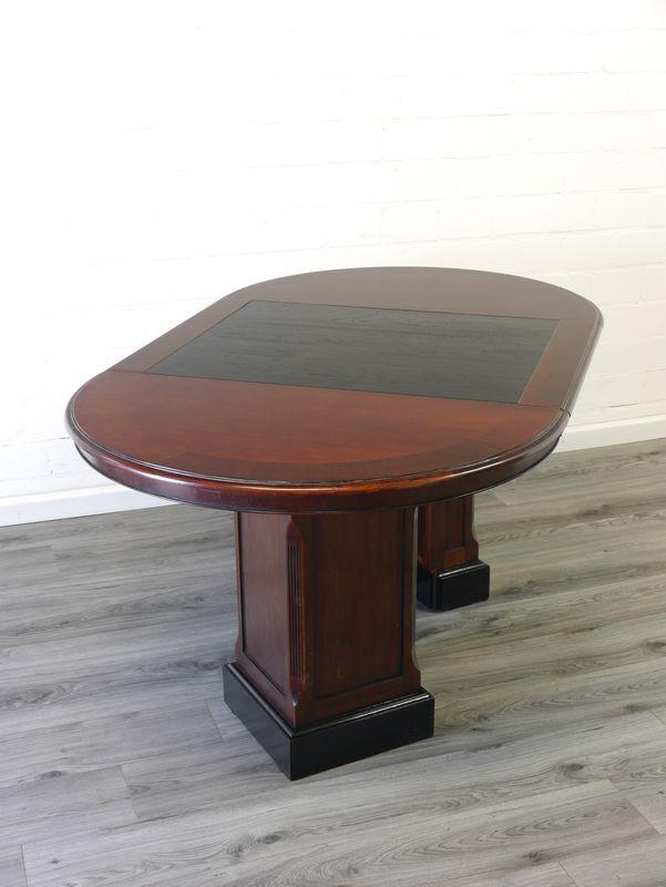 Konferenztisch Besprechungstisch Studio Globe Wernicke im englischen Stil (9168) – Bild 4