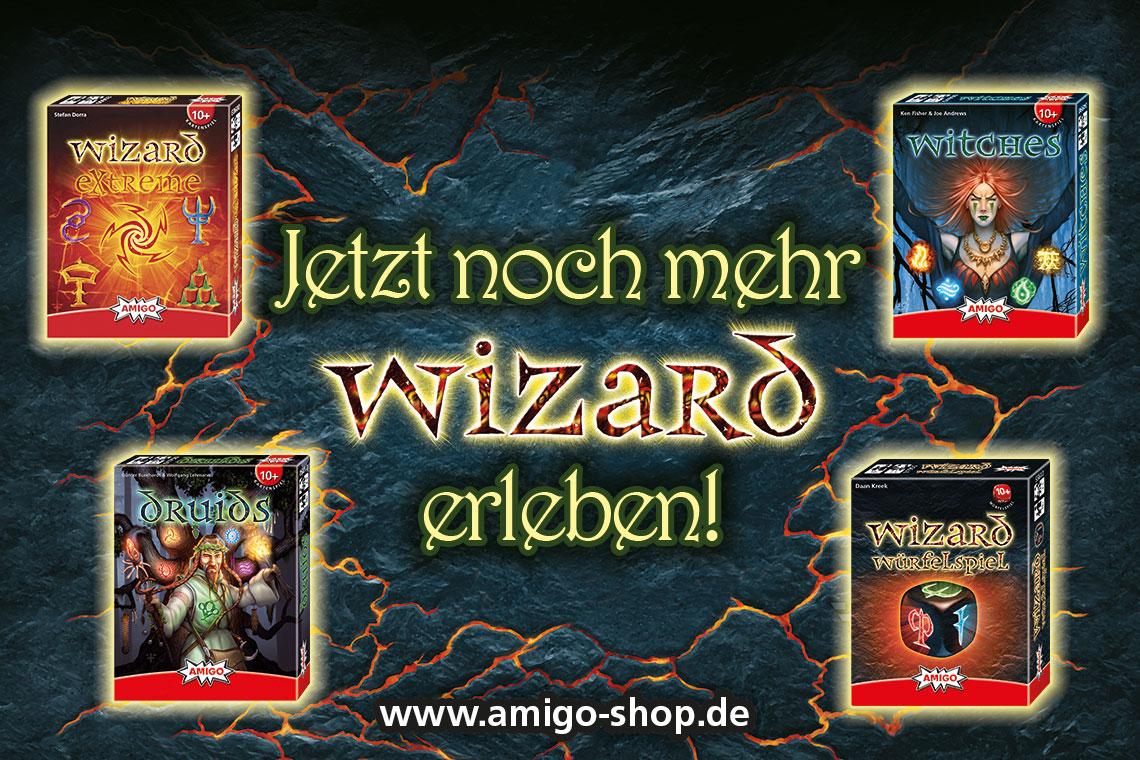 Noch mehr Wizard