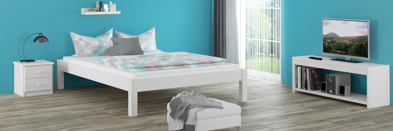 Massivholz-Möbel