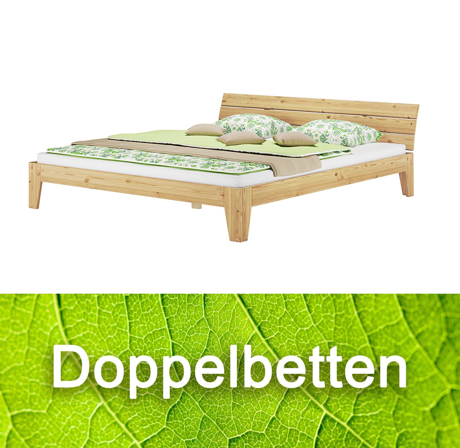 Doppelbetten