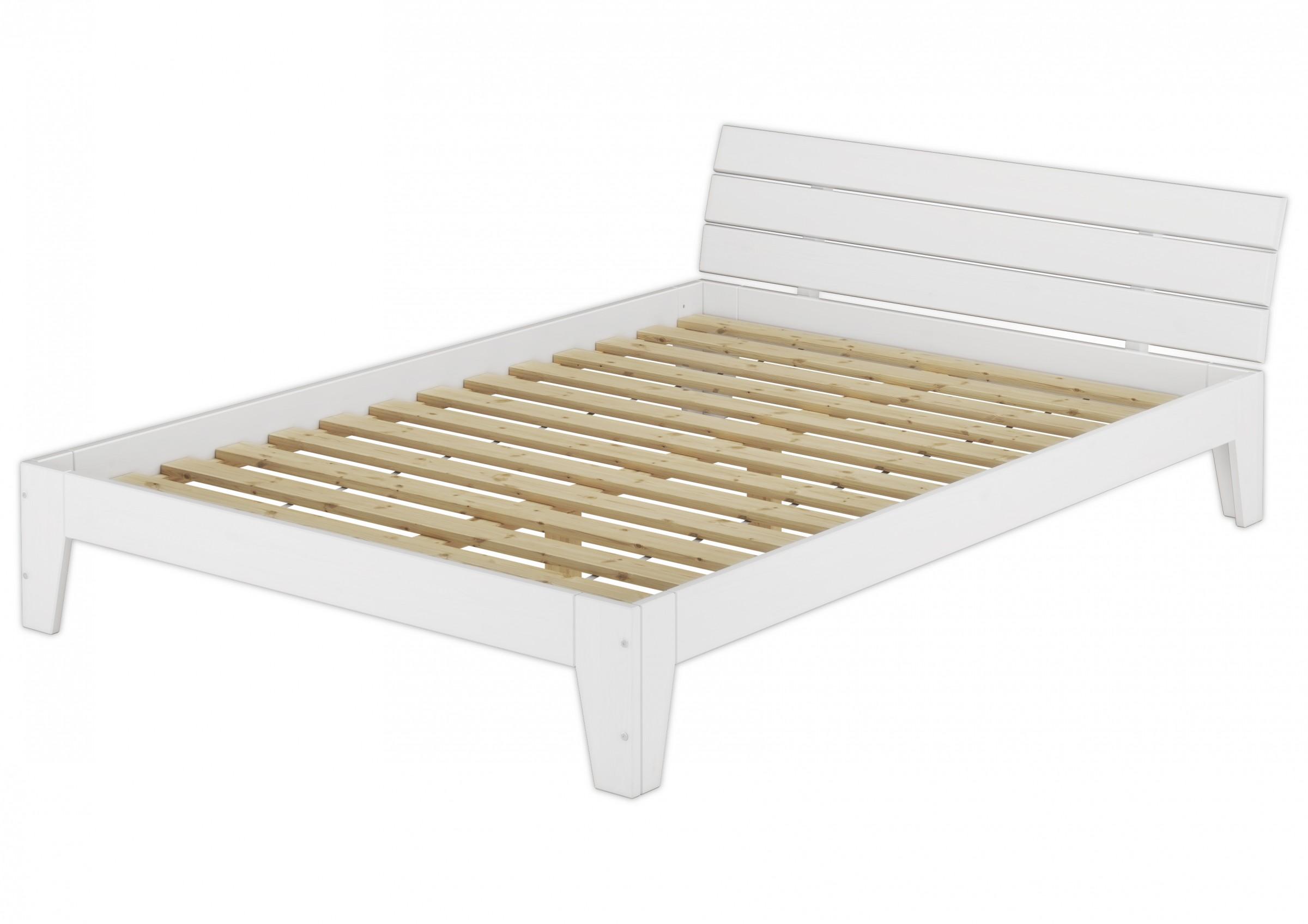 holzbett mit rollrost matratze 120x200 einzelbett futonbett wei w m 4250639530270 ebay. Black Bedroom Furniture Sets. Home Design Ideas