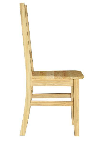Küchenstuhl Massivholzstuhl Esszimmerstuhl Kiefer Stühle 90.71-22-D