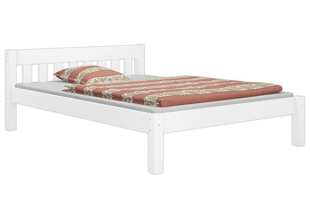 doppelbett ehebett wei futon kiefer massiv 160x200. Black Bedroom Furniture Sets. Home Design Ideas