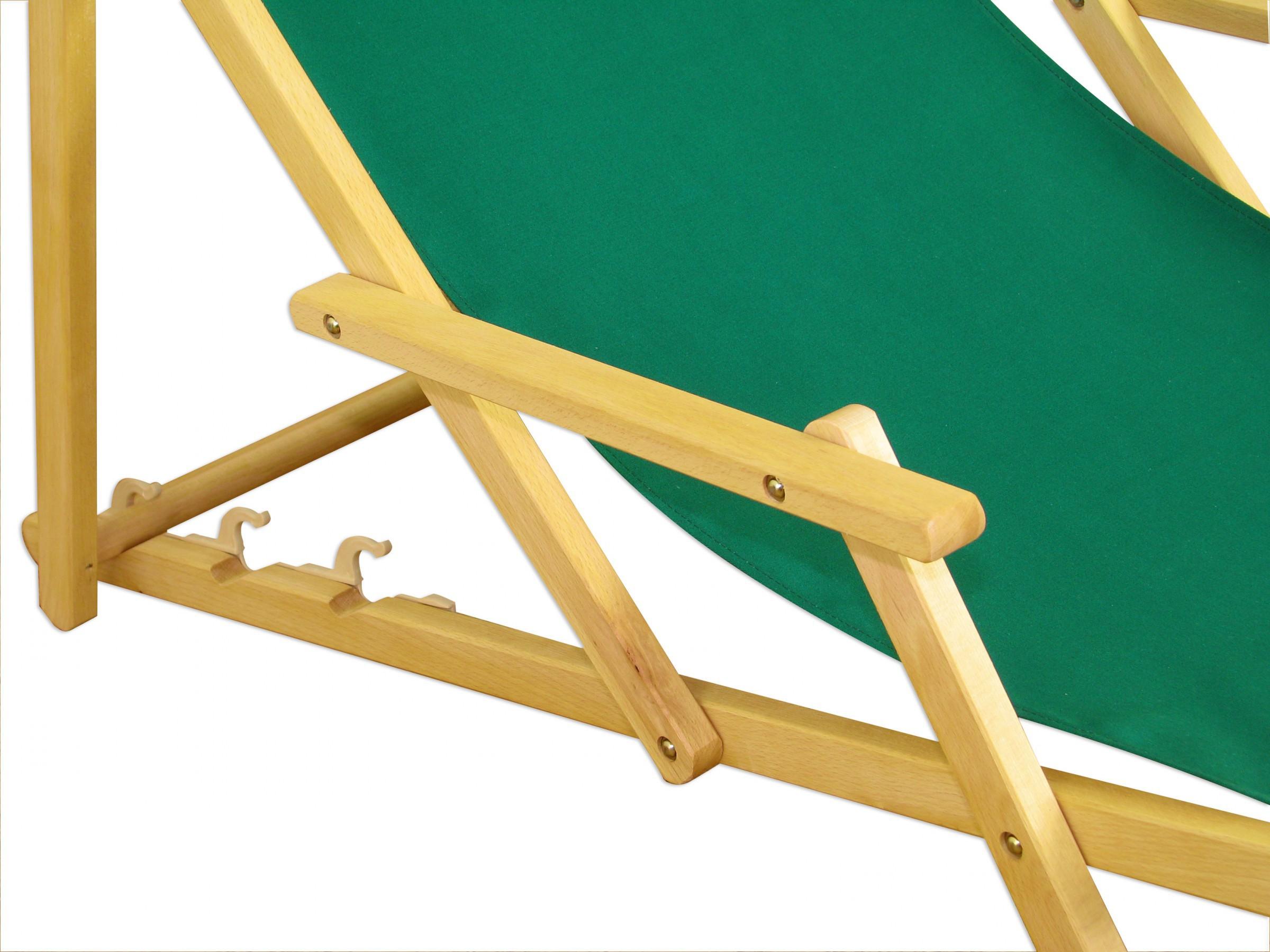 Détails sur Chaise Longue Vert Transat pour Jardin Table Meubles de Bois  10-304 Nstkh