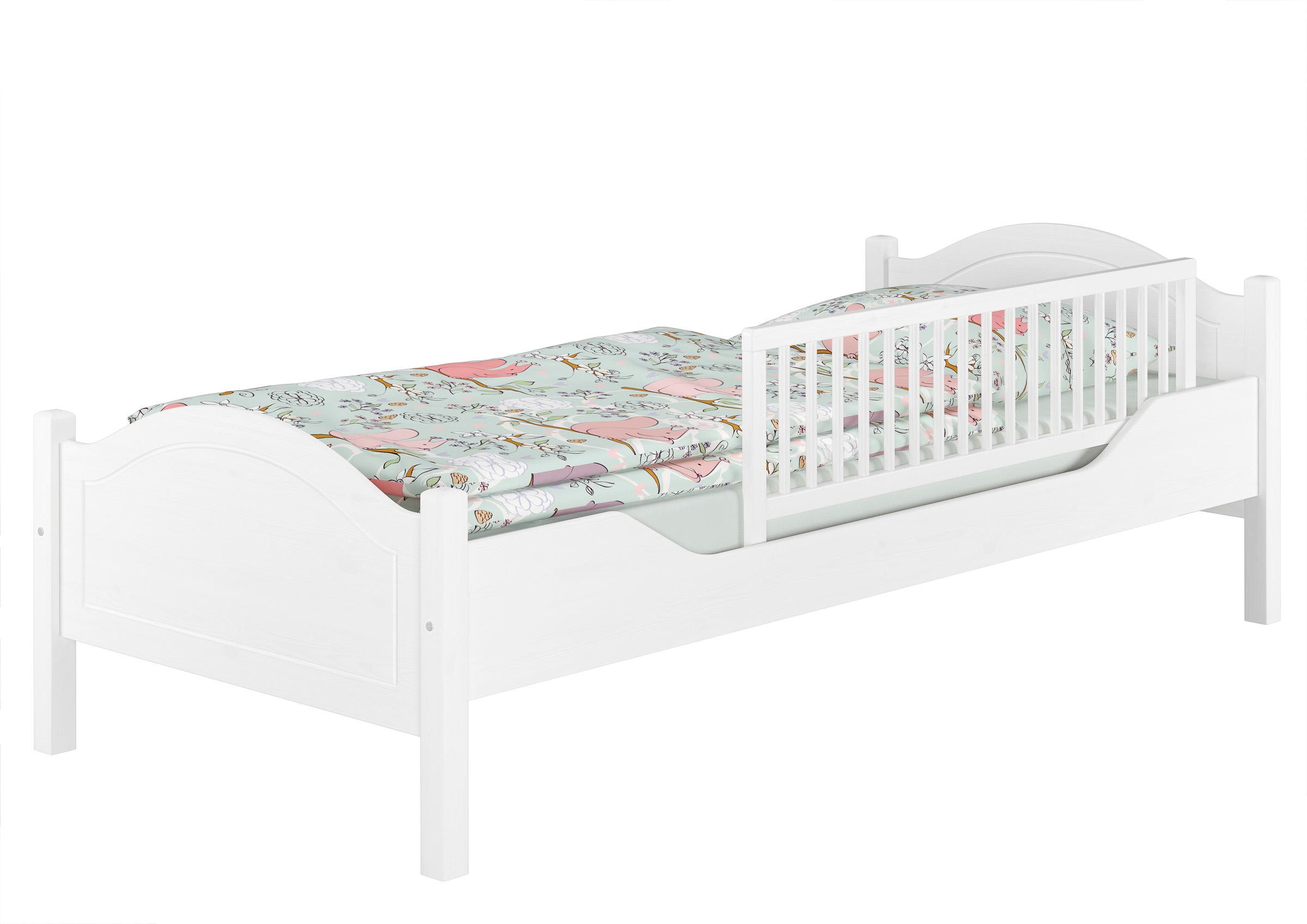 Universeller Rausfallschutz Betten Kindersicherung Holz Bettgitter