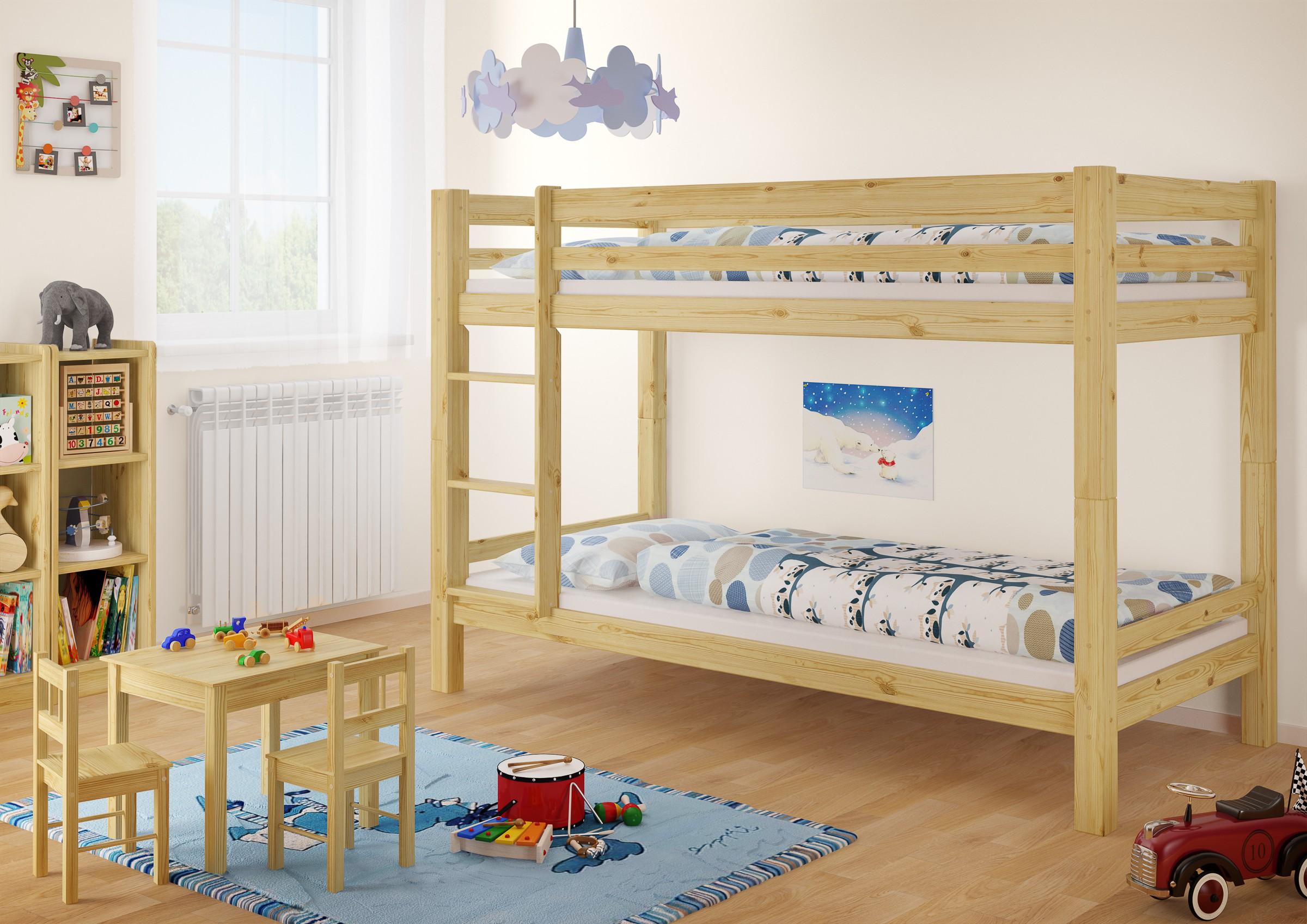 Etagenbetten Kinderzimmer : Platzsparende möbel für das kinderzimmer kinder komfort