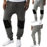 Herren Jogginghose Sporty Seven Lether ID1129