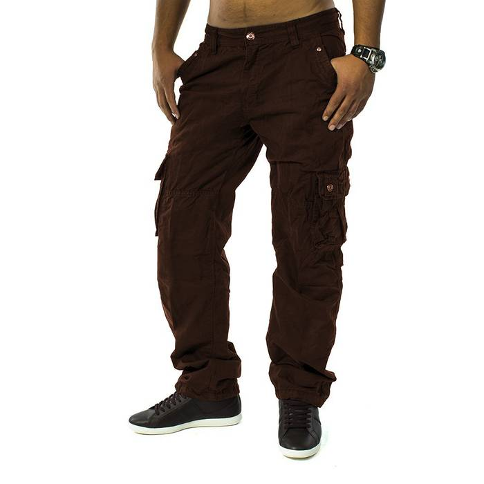 Herren Cargohose Men Trophy ID 1131 Straight Fit – Bild 18