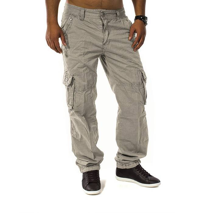 Herren Cargohose Men Trophy ID 1131 Straight Fit – Bild 14