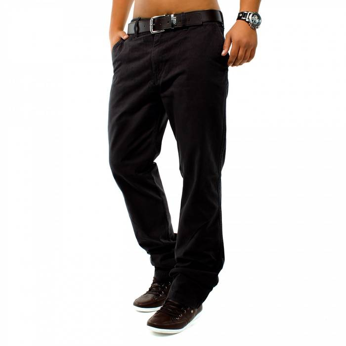 Herren Chino Hose DSN ID1146 Straight Fit   – Bild 15