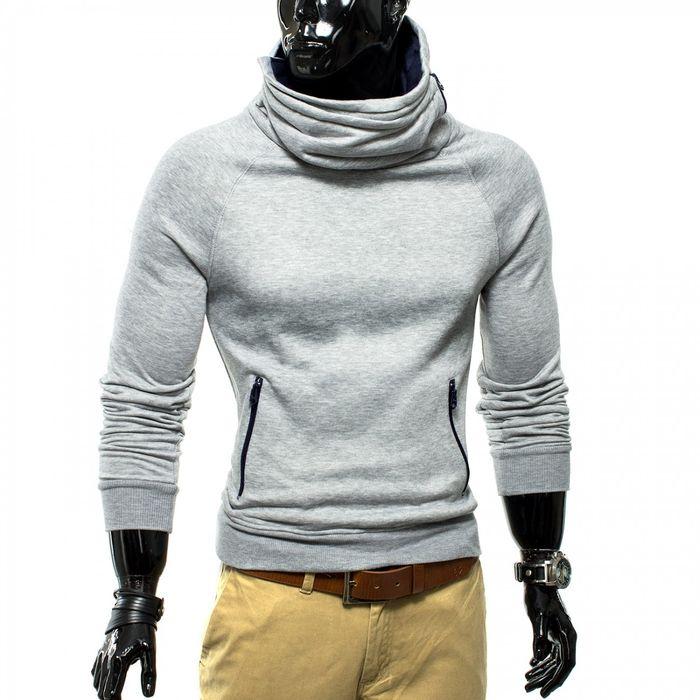 Herren Pullover Assassin mit Kragen ID1147 – Bild 2
