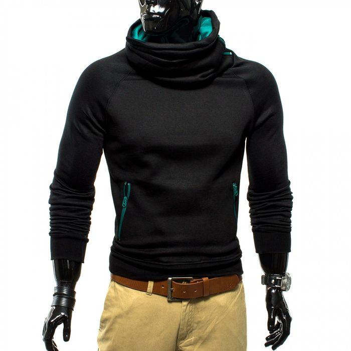 Herren Pullover Assassin mit Kragen ID1147 – Bild 5