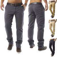 Herren Chino Hose Honey DSN ID1159 Straight Fit