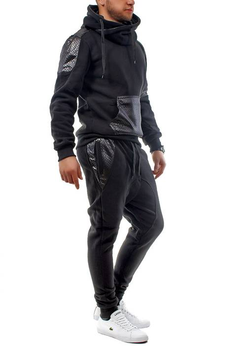 Unisex Jogginganzug Battle Defence Hero ID1201 Basic   – Bild 11