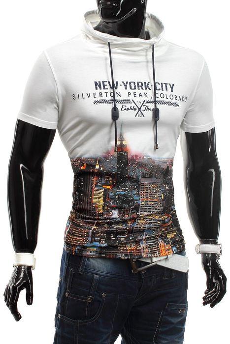 T-Shirt Silverton City ID1217 High Neck (4 Farben) – Bild 11