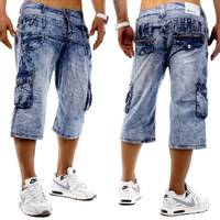 Herren Jeans Shorts Hunter ID1227