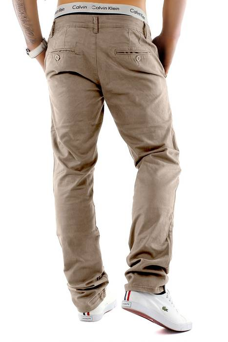 Herren Chino Hose MC Trendstr Straight Fit  H1244 – Bild 9