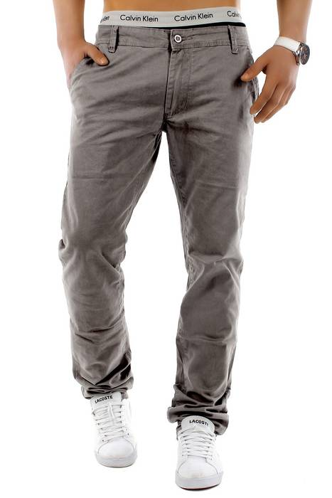 Herren Chino Hose MC Trendstr Straight Fit  H1244 – Bild 14