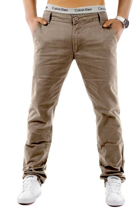 Herren Chino Hose MC Trendstr Slim Fit H1244 – Bild 6