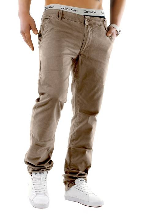 Herren Chino Hose MC Trendstr Slim Fit H1244 – Bild 7