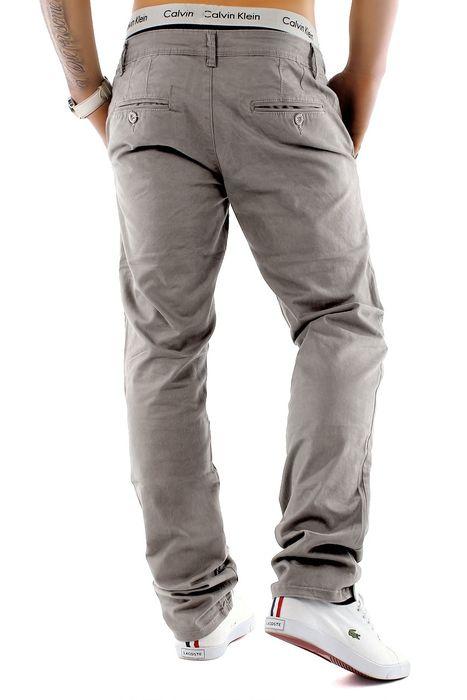 Herren Chino Hose MC Trendstr Slim Fit H1244 – Bild 17