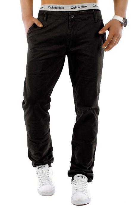 Herren Chino Hose MC Trendstr Slim Fit H1244 – Bild 10