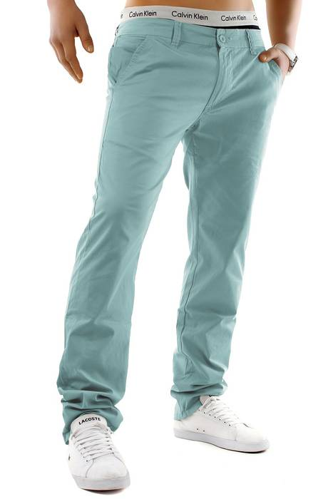 Herren Chino Hose Sommerfarben H1245 Straight Fit   – Bild 15