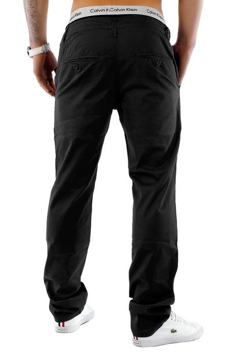 Herren Chino Hose Sommerfarben H1245 Straight Fit   – Bild 20