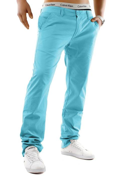 Herren Chino Hose Stretch Jeans Straight H1245 – Bild 11