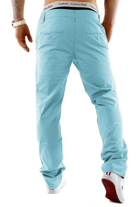 Herren Chino Hose Stretch Jeans Straight H1245 – Bild 12