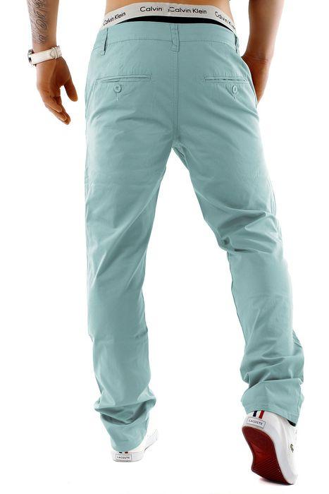 Herren Chino Hose Stretch Jeans Straight H1245 – Bild 16