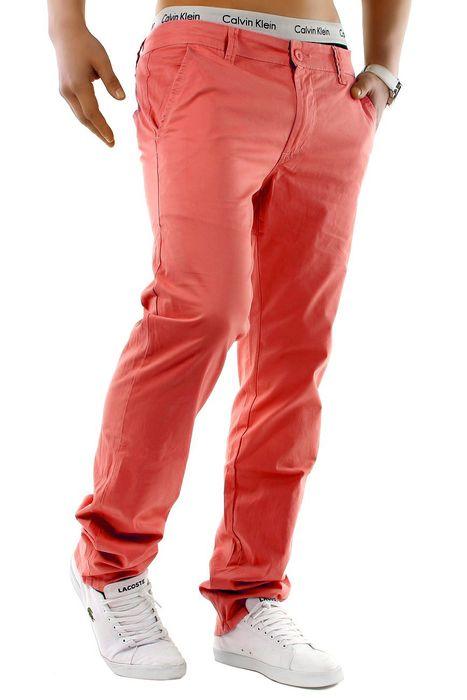 Herren Chino Hose Stretch Jeans Straight H1245 – Bild 24