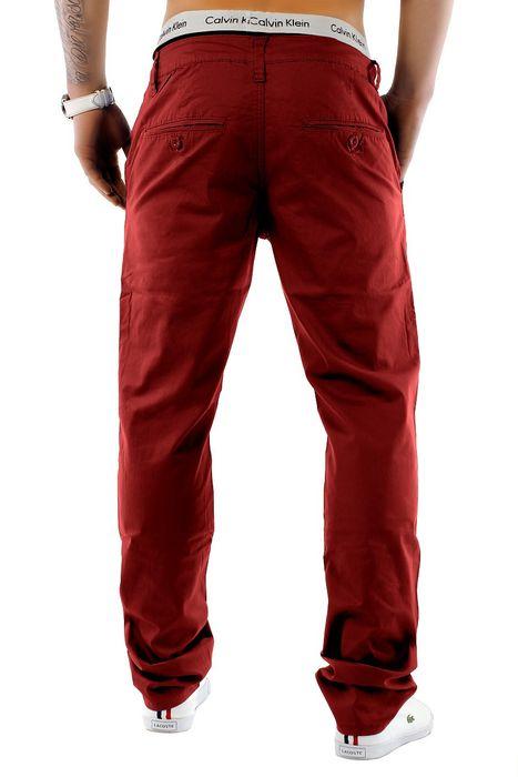 Herren Chino Hose Stretch Jeans Straight H1245 – Bild 18