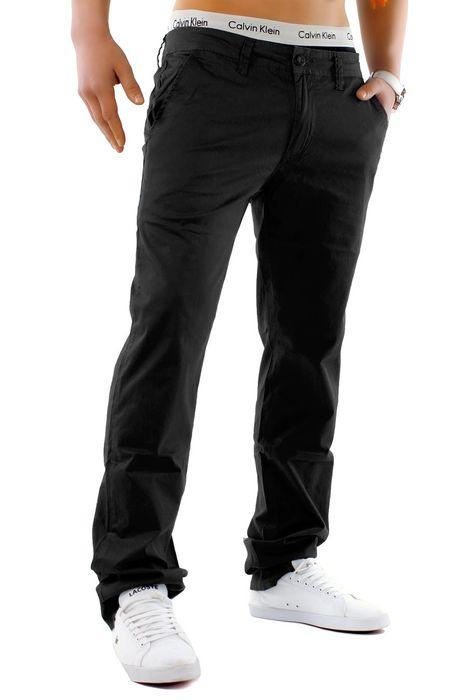 Herren Chino Hose Stretch Jeans Straight H1245 – Bild 19