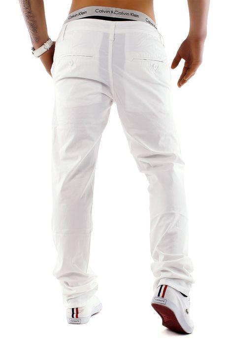 Herren Chino Hose Stretch Jeans Straight H1245 – Bild 22