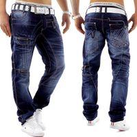 Herren Jeans Nitrotex ID1246 Slim Fit (Gerades Bein) 001